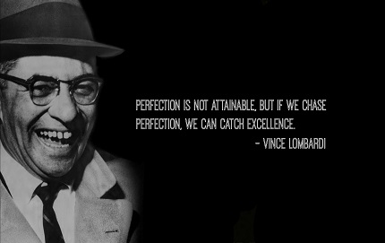 Nine Vince Lombardi quotes and how they apply to your life