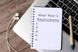 Keeping focused on our New Year's resolutions